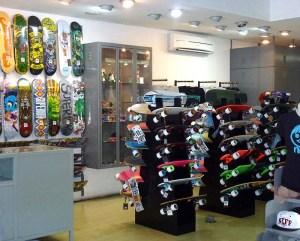 Skateaffär